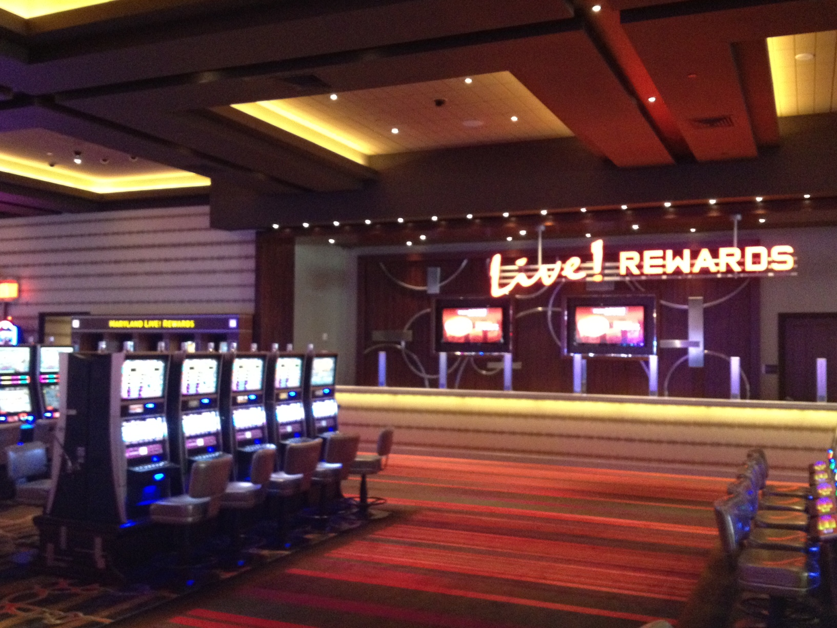 MARYLAND LIVE CASINO JOBS