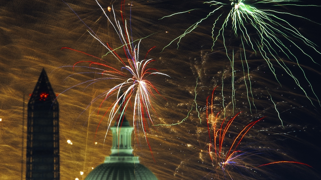Best Places To See New Year S Eve Fireworks In Washington Dc