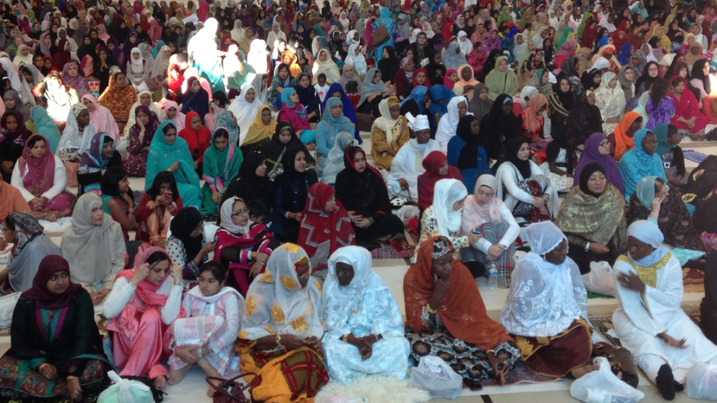 Muslims Celebrate Holy Day, Continue Push for School Holiday