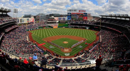 Nationals Park (credit: Rob Carr/Getty Images)
