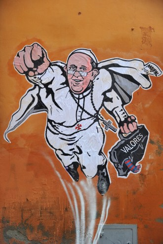 ITALY-ART-FEATURE-POPE-VATICAN