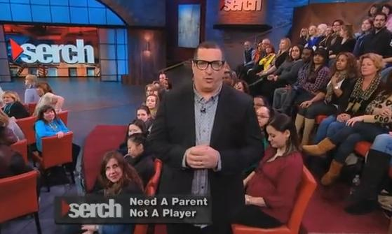Serch Party: MC Serch Finds Gold in New Daytime Television