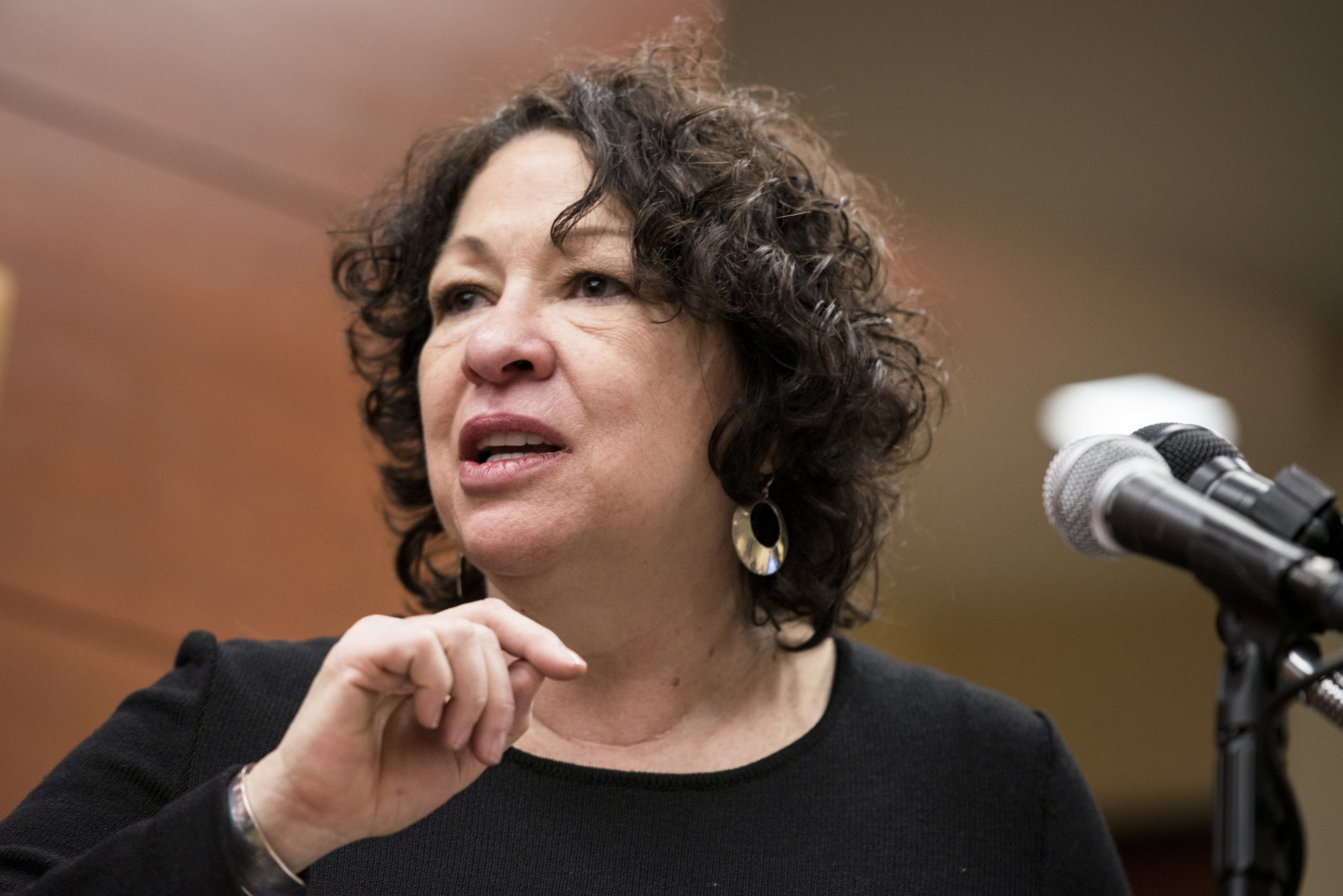 Sonia sotomayor on gay rights