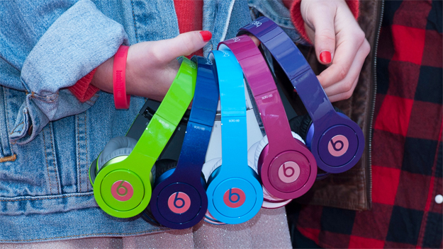 Beats By Dre Headphones (Photo Credit: Simon Burchell/Getty Images)