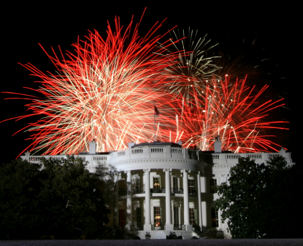 Best D C Restaurants With A View Of July 4th S Fireworks
