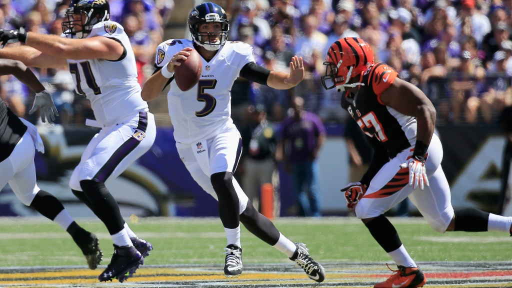Baltimore Ravens: What Happened To The AFC North?