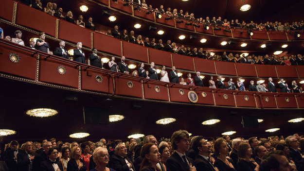 Kennedy Center for the Arts, Kennedy Center Honors,