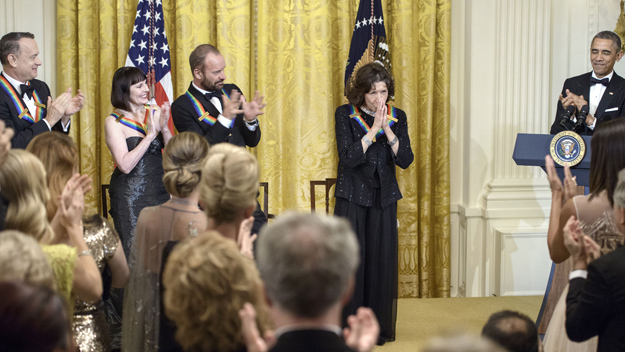 Lily Tomlin, Kennedy Center Honors,