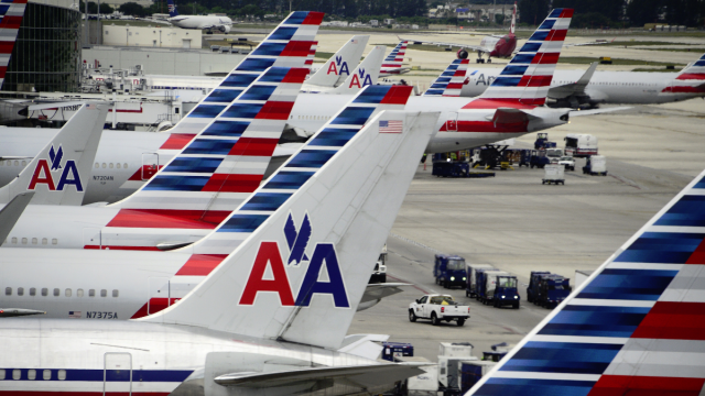 American Airlines – CBS DC