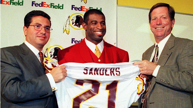 competitive price 1565e b0a52 Darrell Green Rips Deion Sanders, Norv Turner and Marty ...