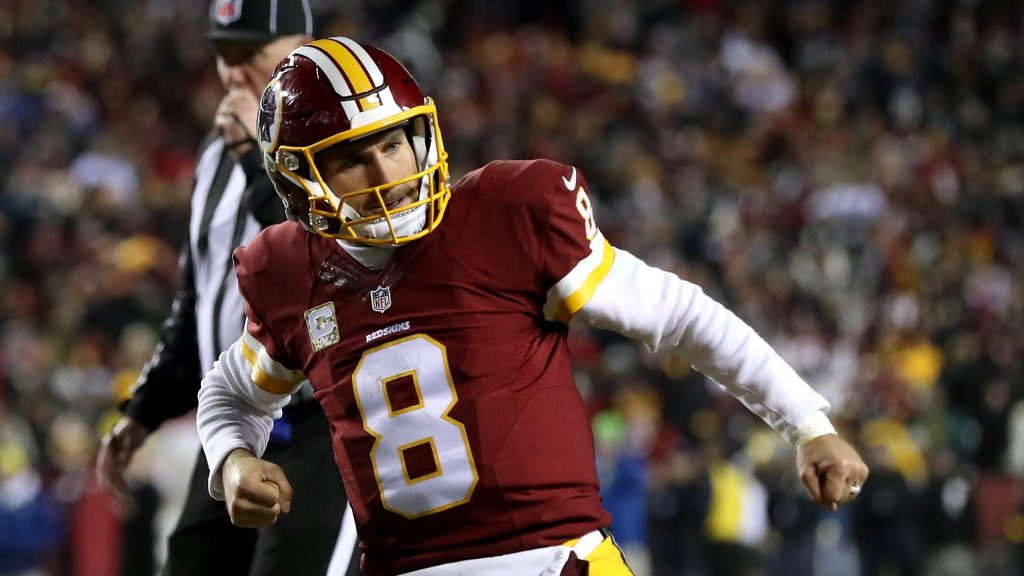 super popular bfbe6 3f414 Kirk Cousins is Only Redskin in NFL's Top Jersey Sales – CBS DC