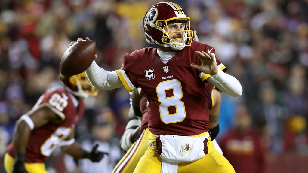 half off 5c686 e416d Kirk Cousins to Replace Aaron Rodgers in 2017 Pro Bowl – CBS DC